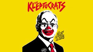 The Kleptocrats premiers at DOC NYC November 2018